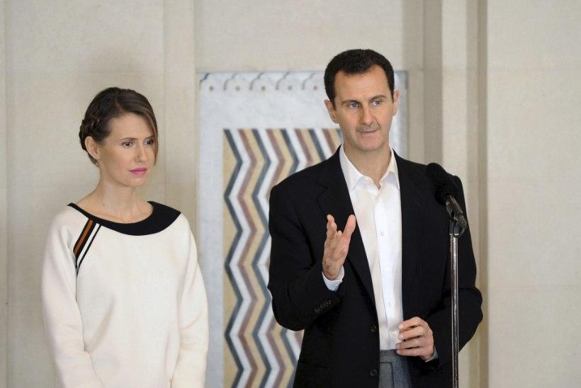 Juristid: Süüria presidendi abikaasa peaks loobuma Briti kodakondsusest
