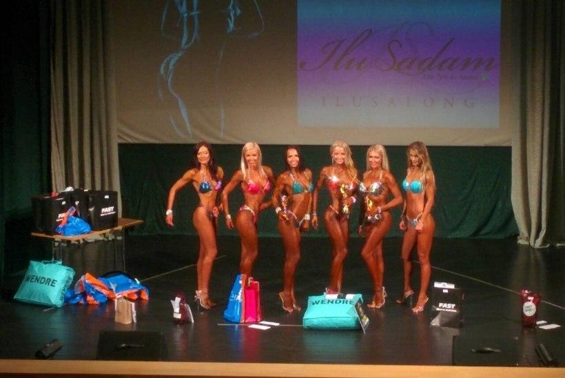 UUS blogitaja Anneli Vestel: I võistlus bikini fitnessis!
