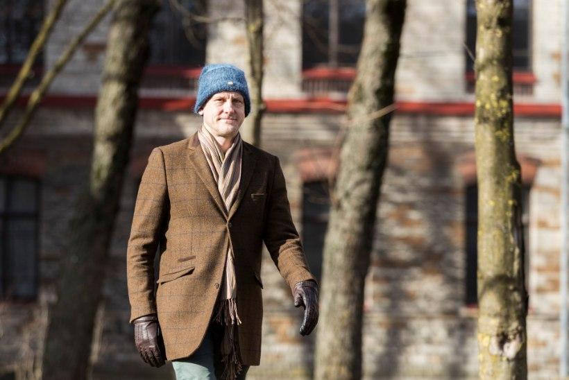 Eesti mees, armastav ja veidi harimatu elupõletaja, aga muidu väga ilus!