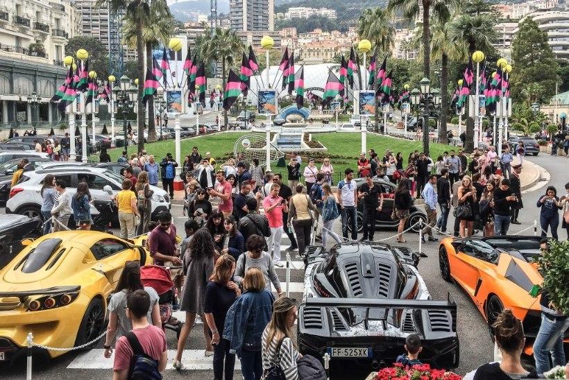 Monaco – autohullu tõotatud maa. Tarbida koos Nice'iga ja nakatada sõbrad ka