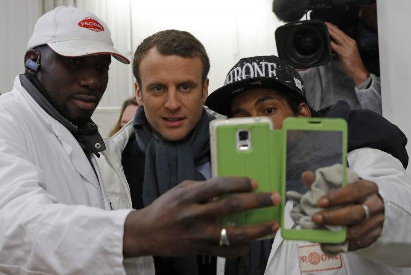 Päev valimispalavikus Pariisis