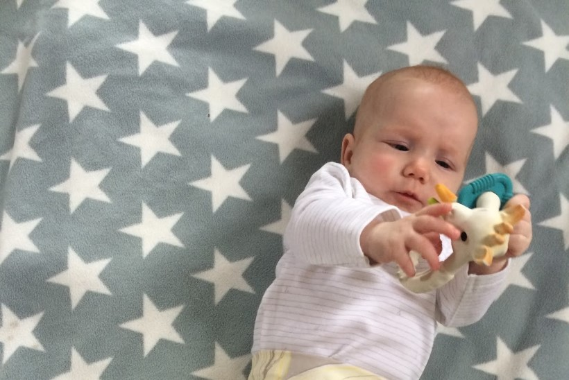 Õmble 10 minutiga beebipüksid