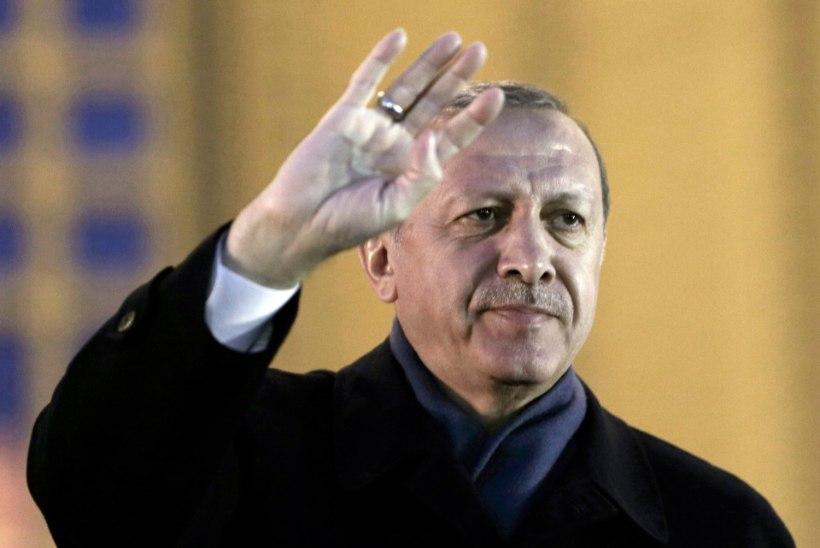 Türgi referendum: Trump õnnitles Erdoğani
