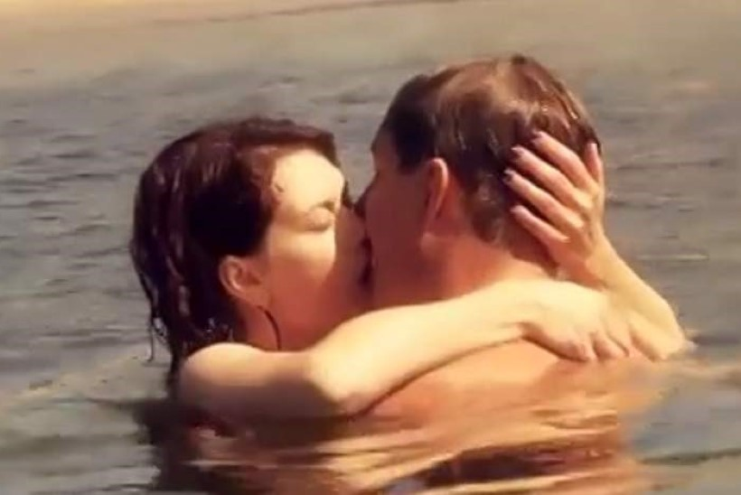 """200 OSA """"PILVEDE ALL"""": näitlejad on mänginud ka jäises vees, nii et hing kinni"""