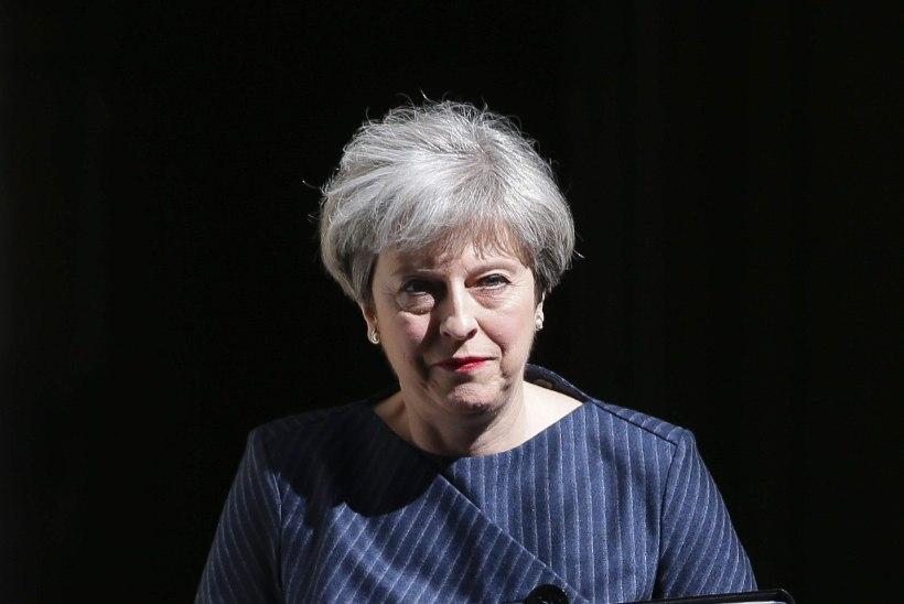Britid hakkavad uut parlamenti valima