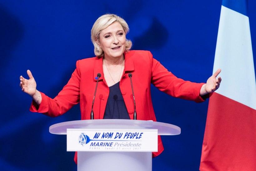Prantsusmaa presidendivalimised: Le Pen lubas peatada migrantide sisserände