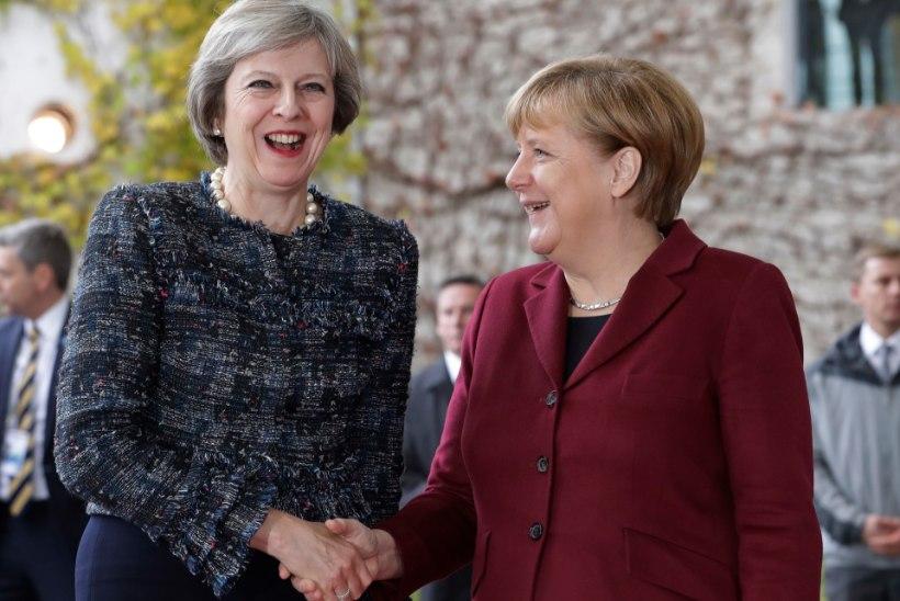 Kolm kanget naist otsustavad valimistel Euroopa saatuse