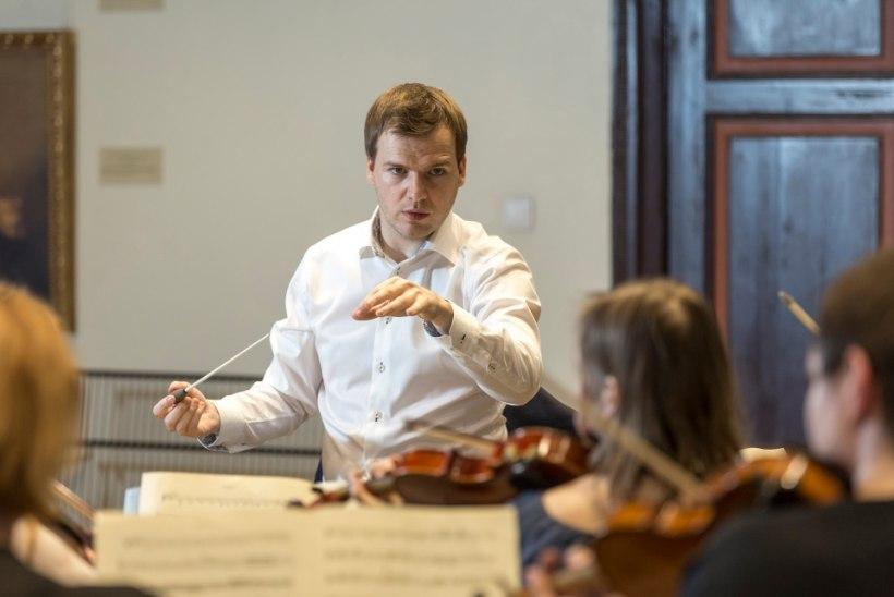"""Dirigent Risto Joost: """"Mõõdukas stress on minu konstantne seisund."""""""