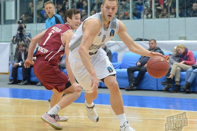 Siim-Sander Vene viskas 17 punkti, kuid Nižni Novgorod kaotas napilt Himkile