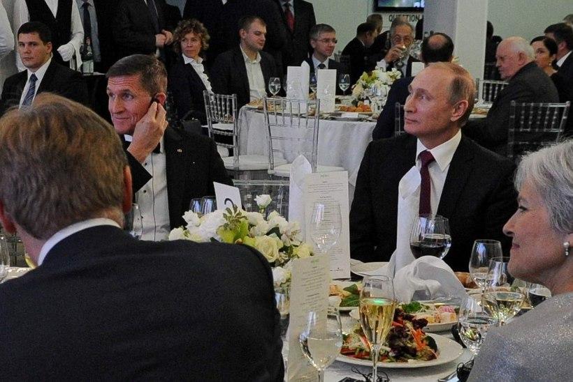 Vene raha voolas nõuniku tasku