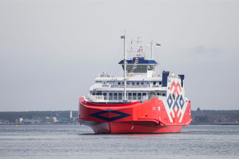 GALERII | Hiiumaa Tiiu jõudis Türgist Tallinnasse