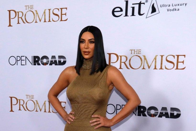 Kim Kardashian nimetas grippi imedieediks