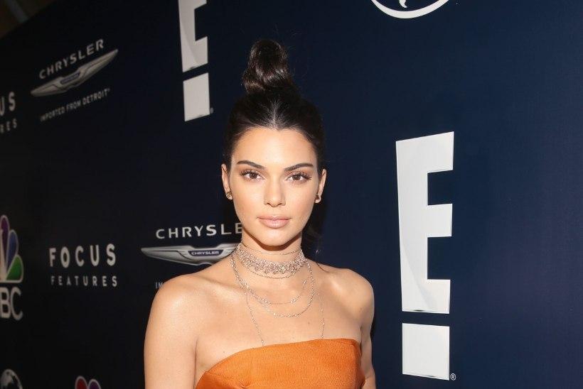 Kendall Jenner kannatab paanikahoogude all