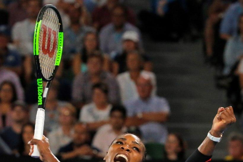Serena Williams - supertennisistist superemaks!