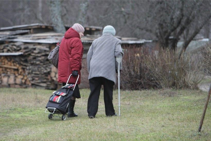 Eesti sai 15 uut väljakoolitatud pensionärist seltsidaami!