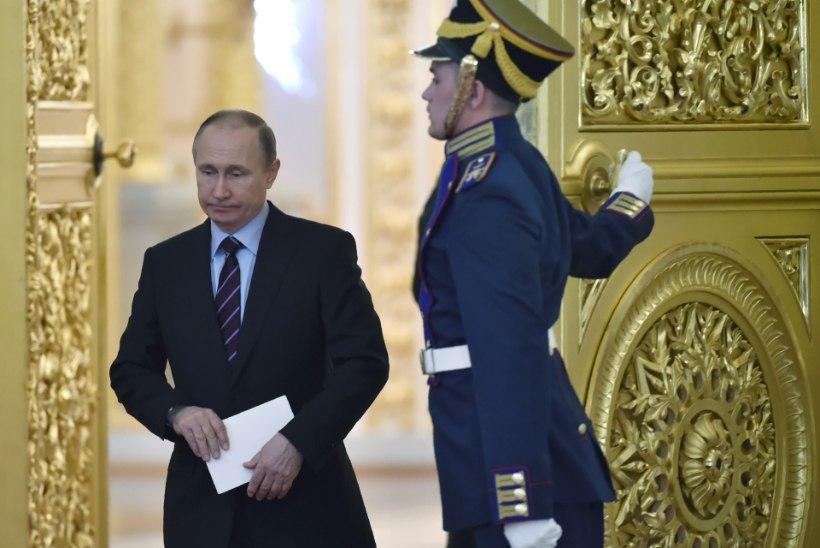 Putin: Venemaa uue presidendi valib rahvas demokraatlikel valimistel