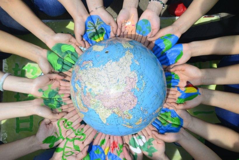 Täna tähistatakse ülemaailmset Maa päeva