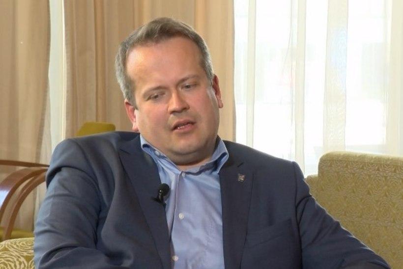 """Soome tipp-poliitik Antero Eerola """"Põdra TVs"""": eestlased ei kipu tagasi Eestisse kolima, neid tuleb hoopis kogu aeg juurde"""