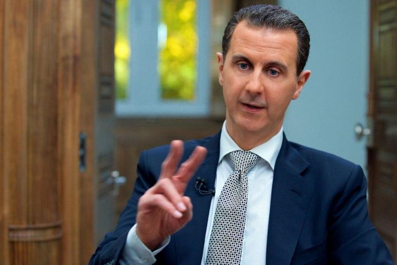 Süüria saadik: vene keel sai Süürias teiseks keeleks, mida õpivad ka al-Assadi lapsed