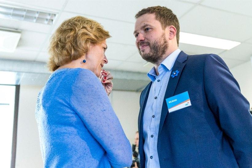 """IRLi toetus langes alla valimiskünnise, Eestimaa Roheliste juht rõõmustab: """"IRL, laku panni!"""""""