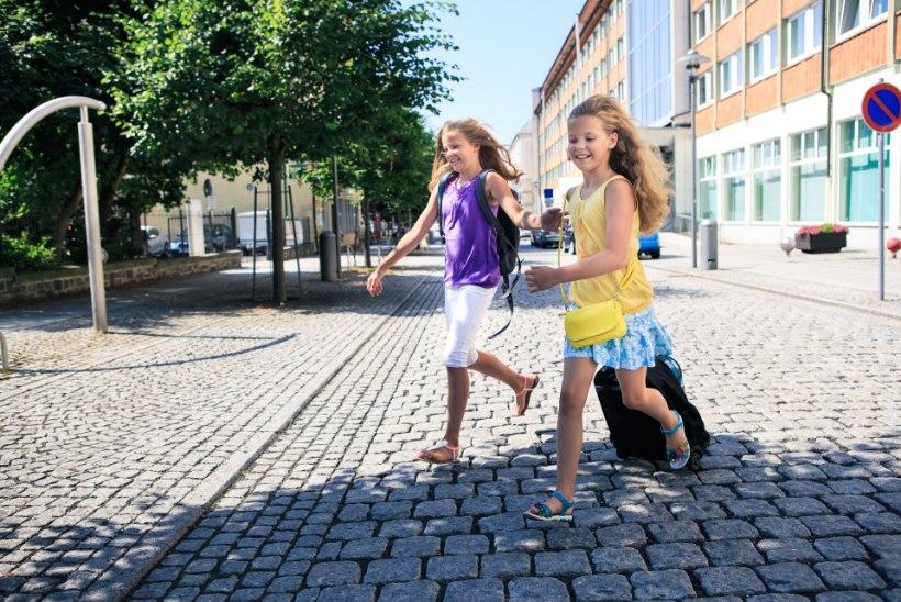 Miks on tee ületamine lapse jaoks palju keerulisem?