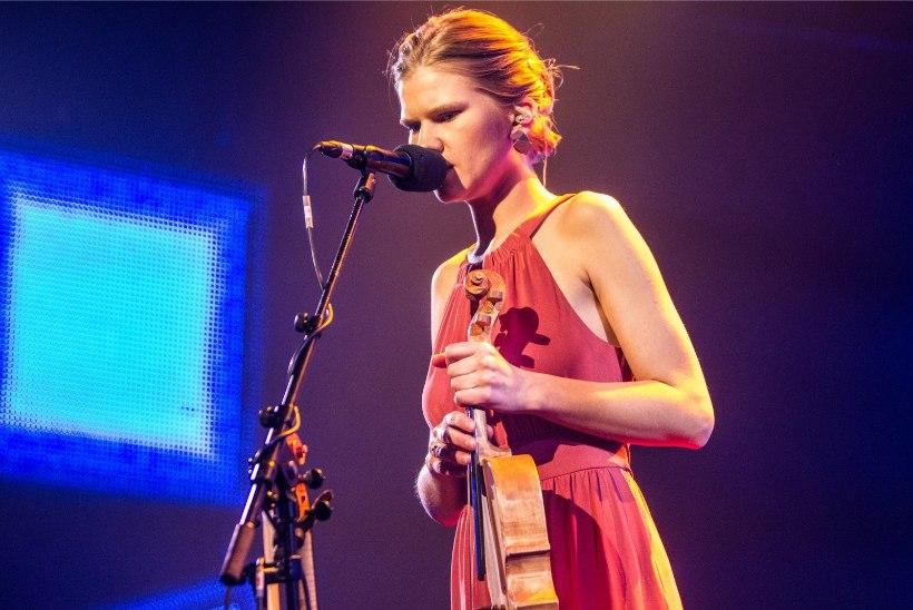 GALERII | Maarja Nuut andis Jazzkaarel vägeva perekontserdi