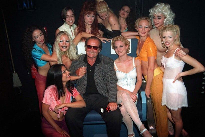 Jack Nicholsoni elu: palju Oscareid, palju narkotsi ja veel rohkem naisi!
