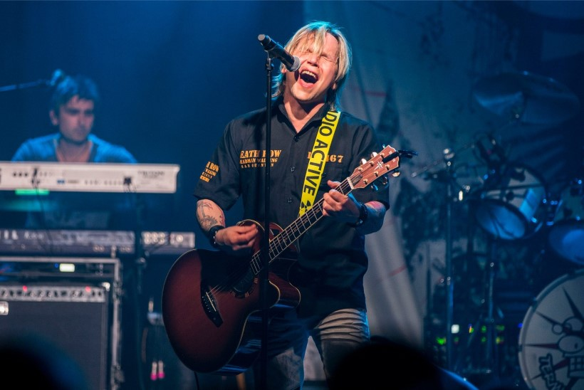 GALERII | Terminaator andis tõelistele bändi gurmaanidele mõeldud kontserdi