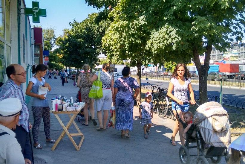 Ajakirjanik: Ukraina kontrolli all olevas Donbassis küpsevad separatistlikud meeleolud