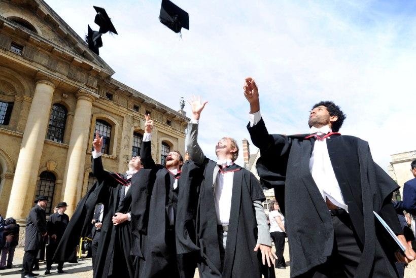 Oxfordi ülikool: ''õpilased, kes väldivad silmsidet võivad olla rassistid''