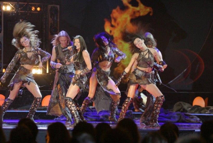 Eurovisioni võitja Ruslana: muusika ja poliitika tuleks lahus hoida