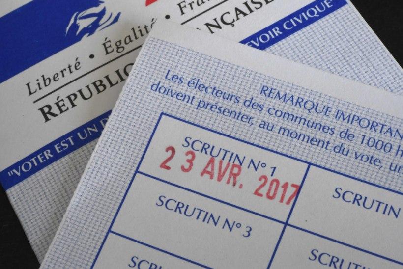 GALERII | Prantsusmaal toimub täna presidendivalimiste esimene voor