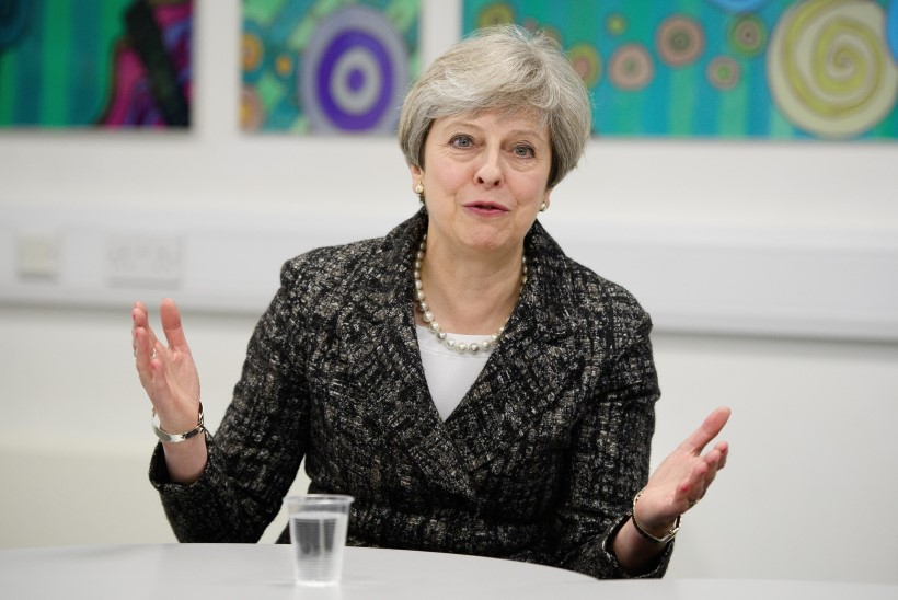 Theresa Mayd ootab valimistel suurvõit?