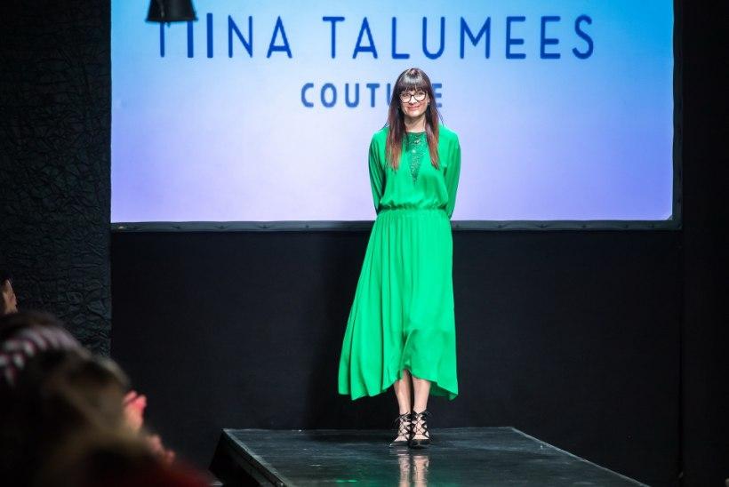 GALERII | Kuidas meeldib? Tiina Talumees esitles uut kõrgmoekollektsiooni!