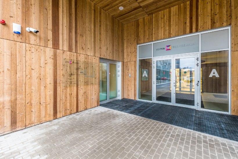 Vana koolihoone ümberehitamisel valmis moodne tervisemaja