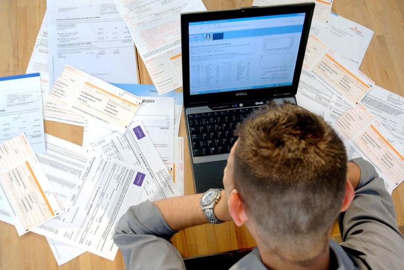 Alustavate ettevõtete peamiseks probleemiks on suur maksukoormus