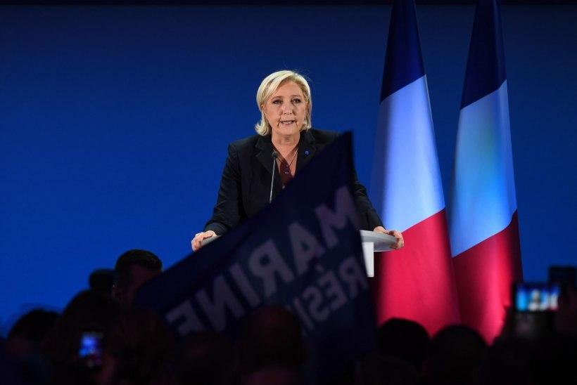 OOTAMATU: Le Pen taganeb parteiliidri kohalt