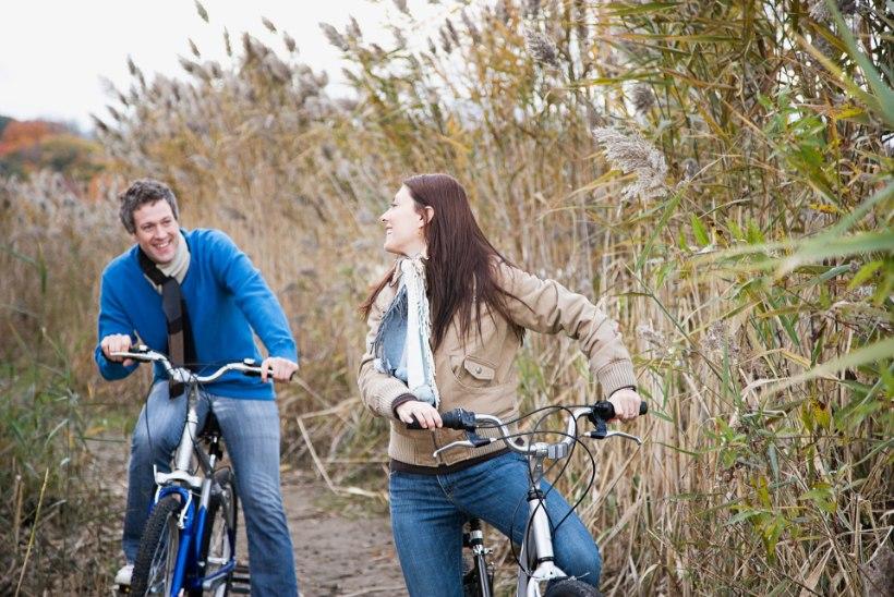 Kumb on tõhusam treeningviis - jooksmine või rattaga sõitmine?