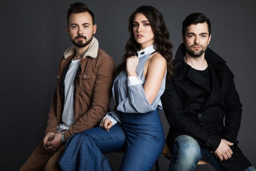 ÕHTULEHE INTERVJUU | Šveitsi eurolaulikud: meie bänd tähistab mitmekesisust, nagu Eurovisioni hüüdlausegi