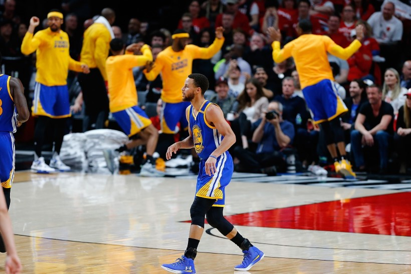 VIDEO | Golden State Warriors marssis kindlalt teise ringi