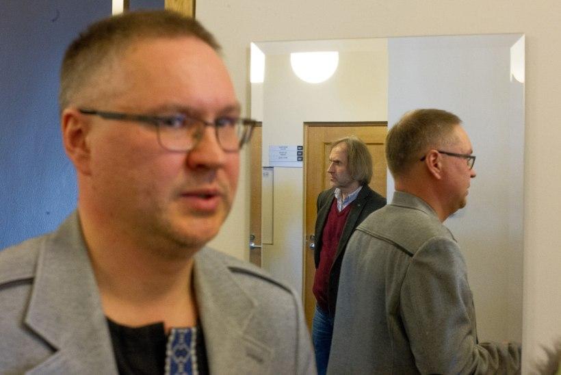Aarne Saluveer: ametiühingute esindajad soovivad pöörduda kommunismi