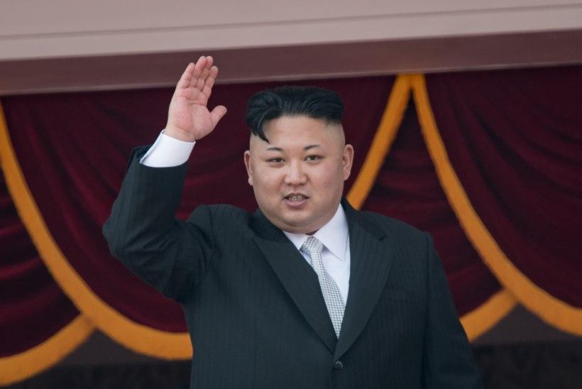 Kim Jong-un ähvardas USA lennukikandja põhja lasta