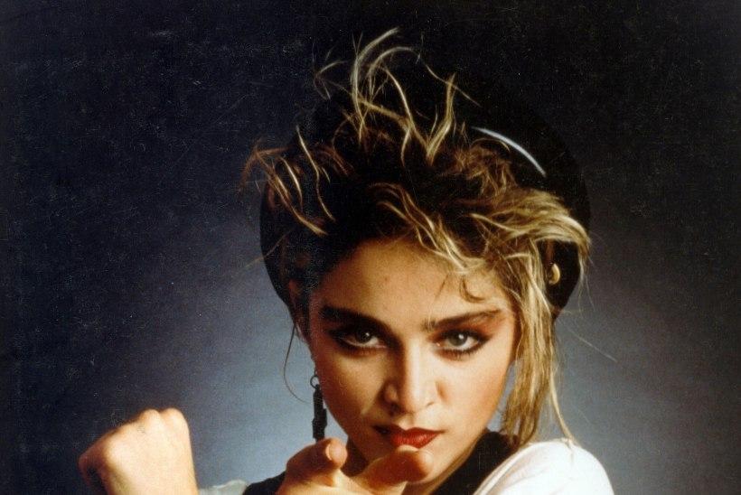 Madonna noorpõlvest vändatakse eluloofilm