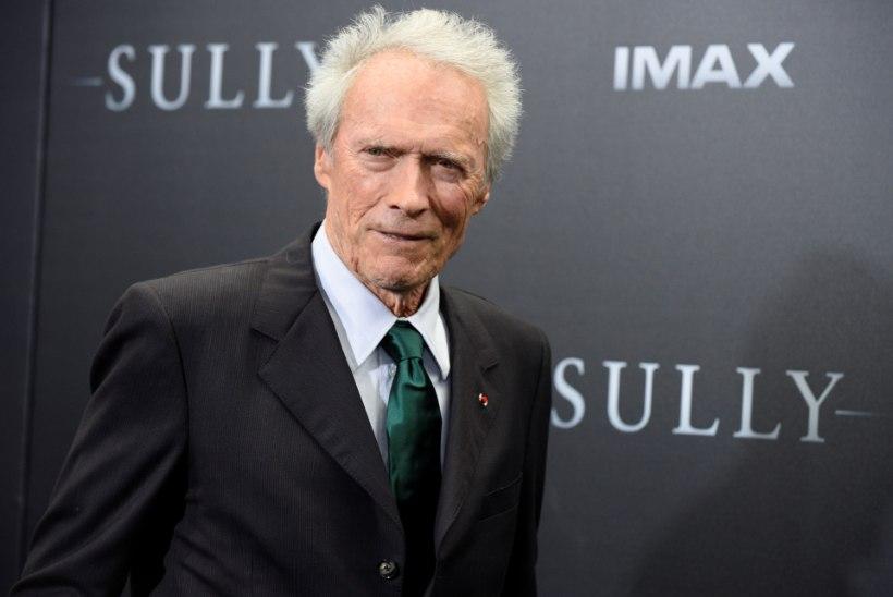 Clint Eastwood väntab Prantsuse rongirünnakust filmi