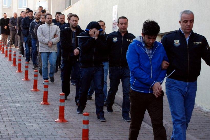 Türgis vahistati üle 1000 inimese