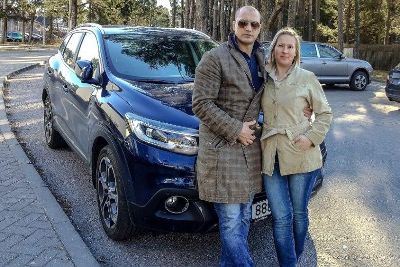 Budõlinid pereauto otsingul: Renault Kadjar, Alekseile sobib, Ilona kahtleb