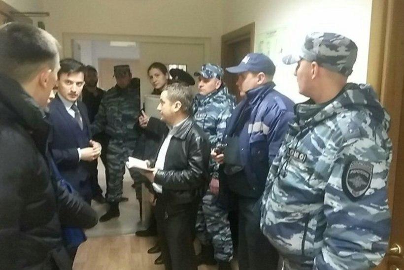 Avatud Venemaa kontoris toimus reid