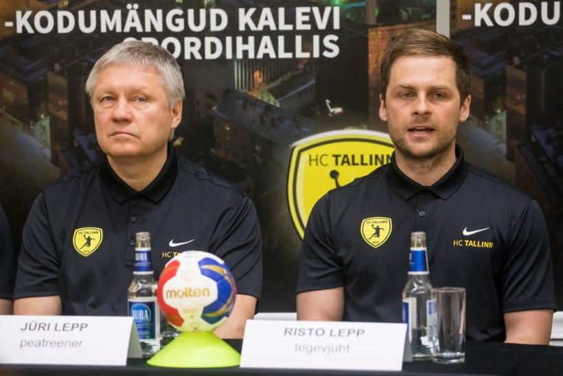 Risto ja Jüri Lepp tahavad luua käsipalliklubi, mis sarnaneks Amsterdami Ajaxi vutiklubiga