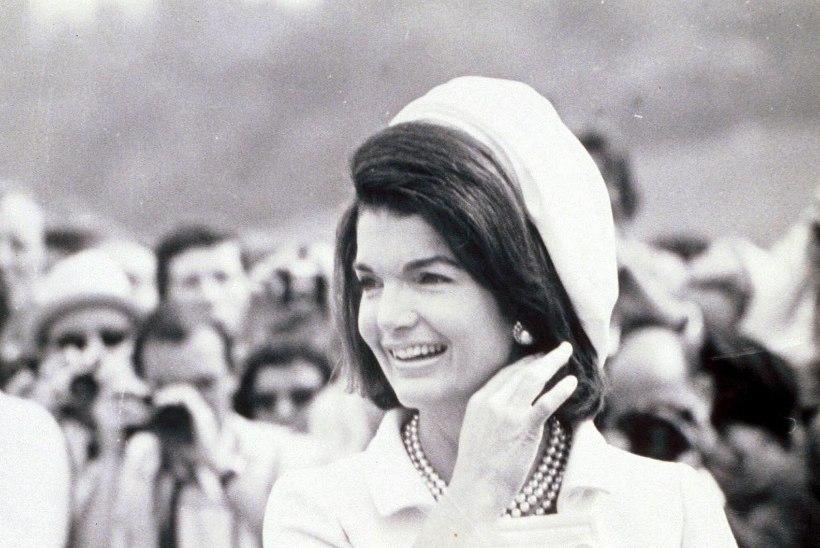 Jackie Kennedy figuuri saladus oli range 600 kalori dieet