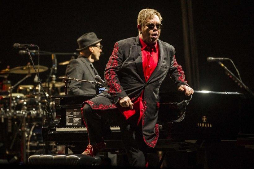Arreteeriti mees, kes plaanis Elton Johni kontserdil pommi õhkida